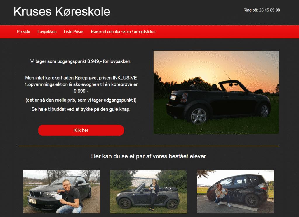 Kruses-Køreskole