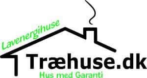 Træhuse A/S Logo - De kan bygge dit Træhus