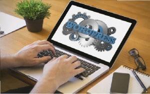 Hjemmeside-Programmering