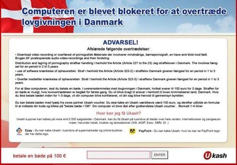 Fjerne Virus - Kongeriet Danmark